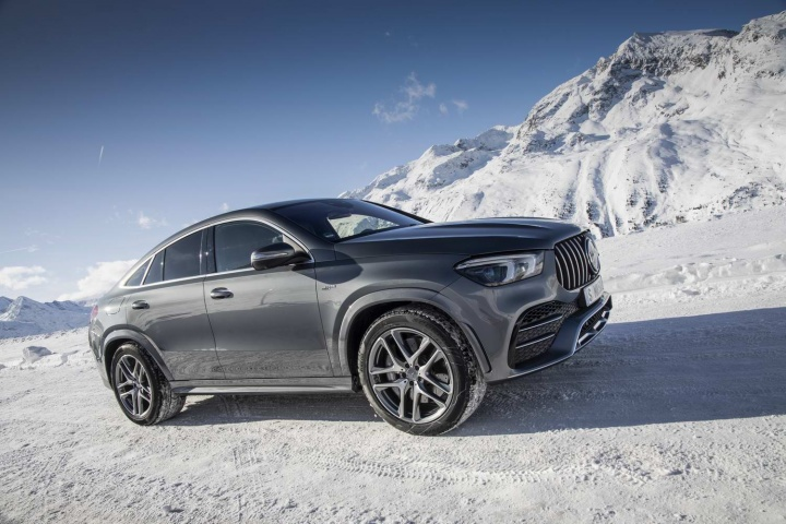 Mercedes-AMG GLE 53 4Matic+ Coupe (2020)