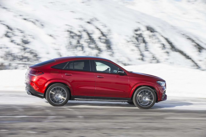 Mercedes-Benz GLE 400 d Coupe