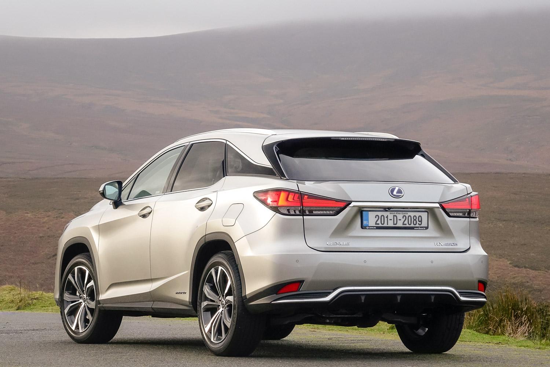lexus rx 450h (2020) | reviews | complete car