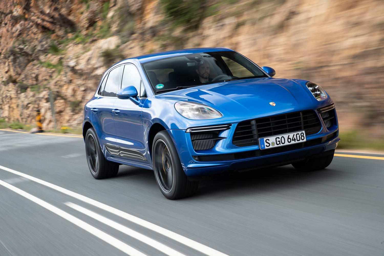 Porsche Macan Turbo 2020 Reviews Complete Car