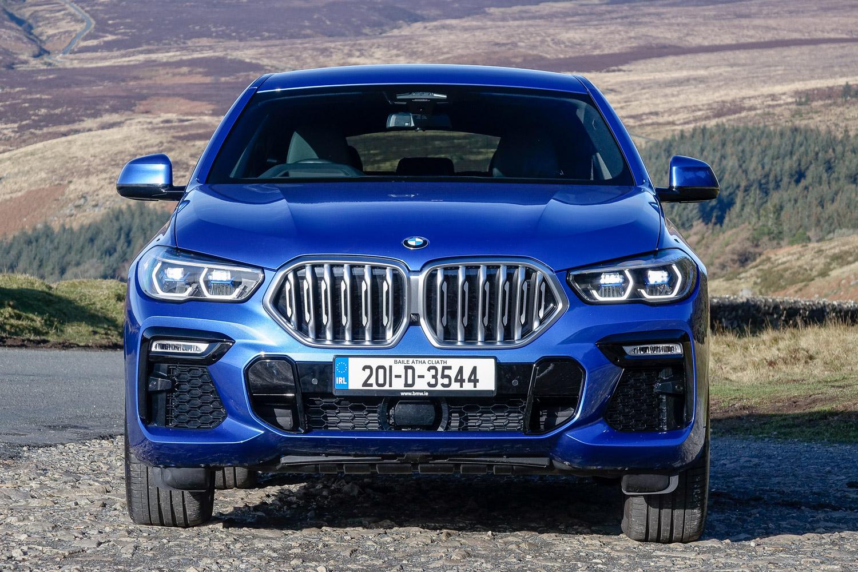 bmw x6 xdrive30d (2020) | reviews | complete car