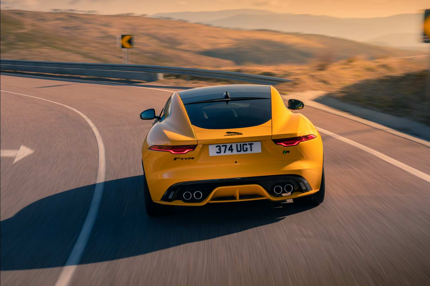Jaguar F-Type R Coupe (2020)