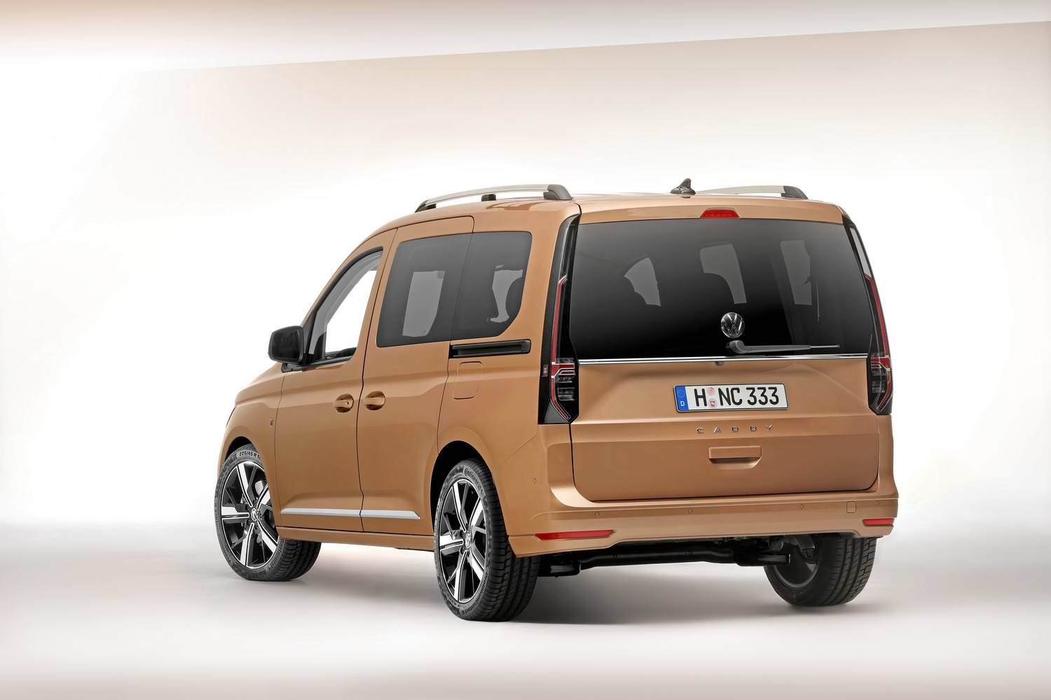 New Volkswagen Caddy grows in size and substance