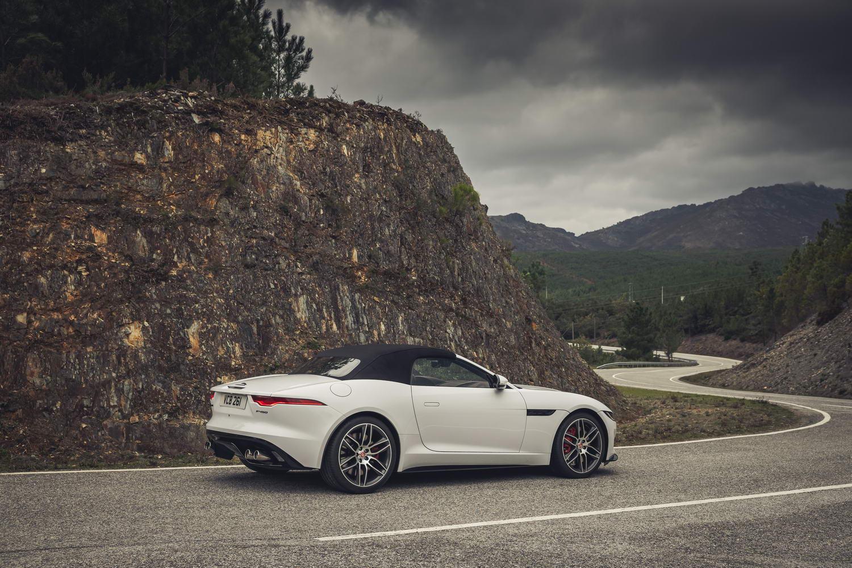Jaguar F-Type P450 Convertible (2020)   Reviews   Complete Car