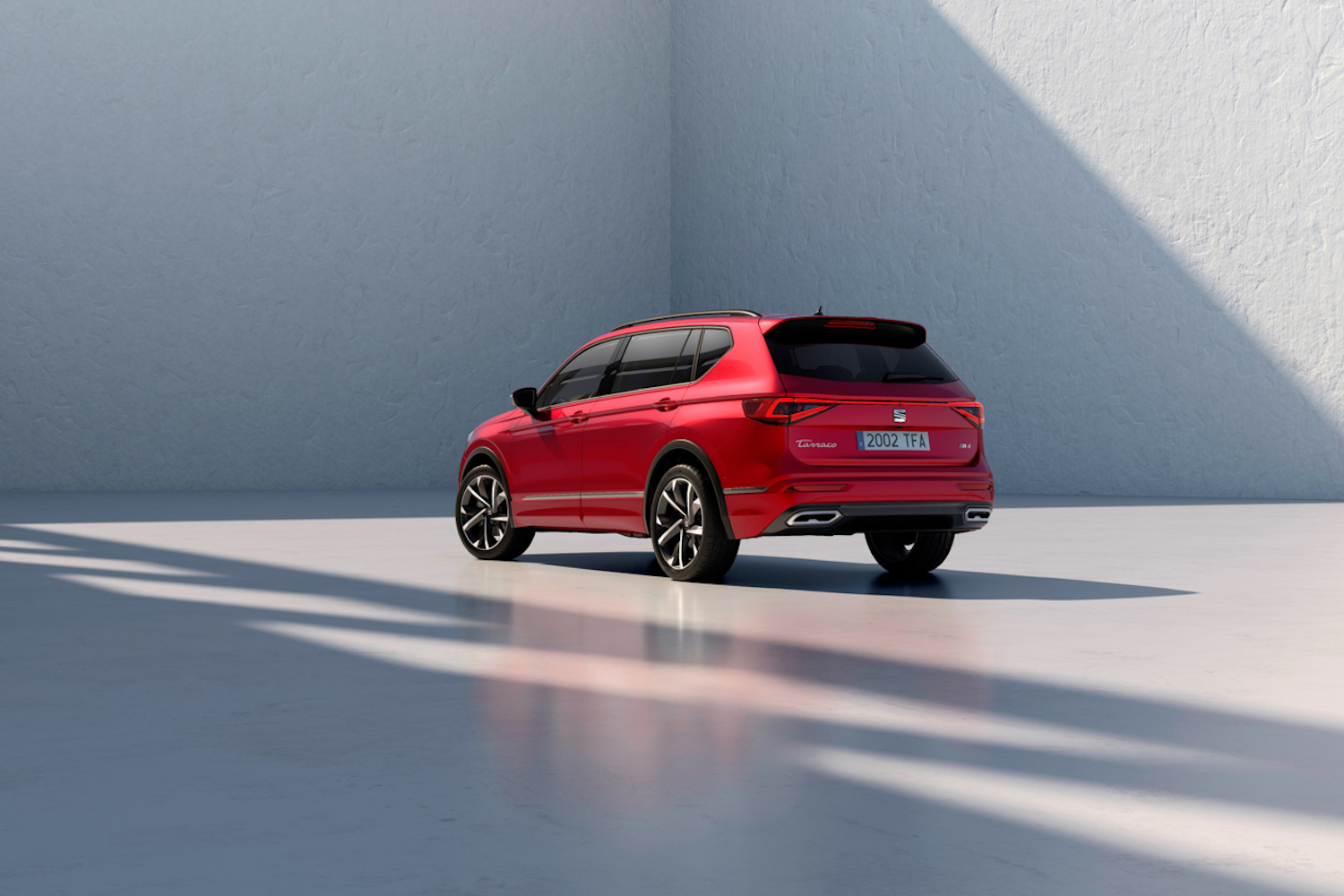 Four new models for SEAT in Geneva