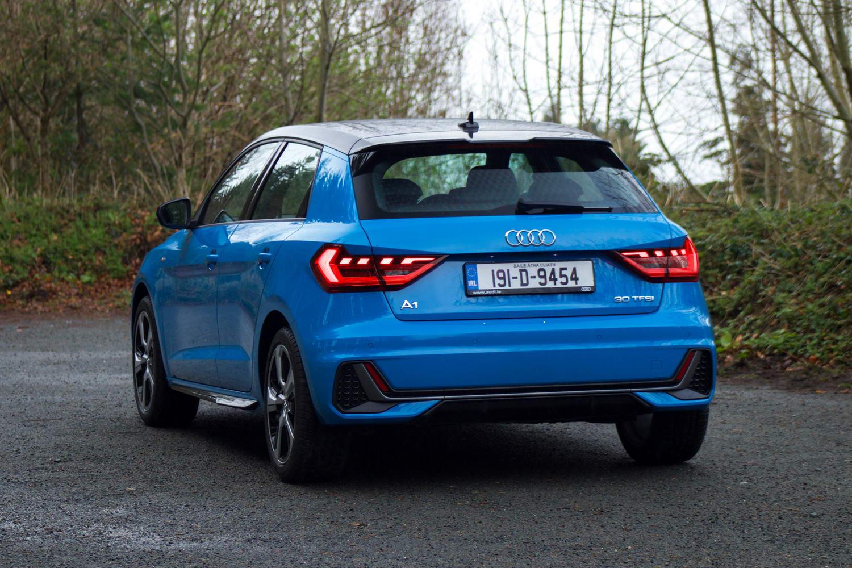 Audi A1 3.0 Tfsi