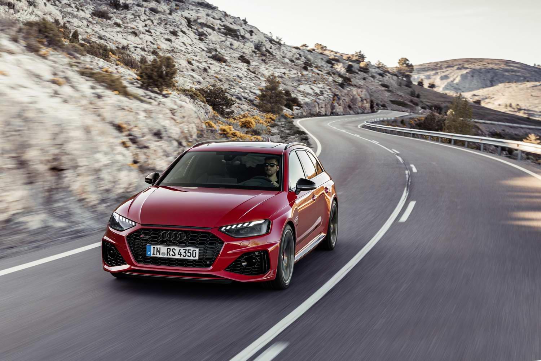 Audi RS 4 Avant (2020) review