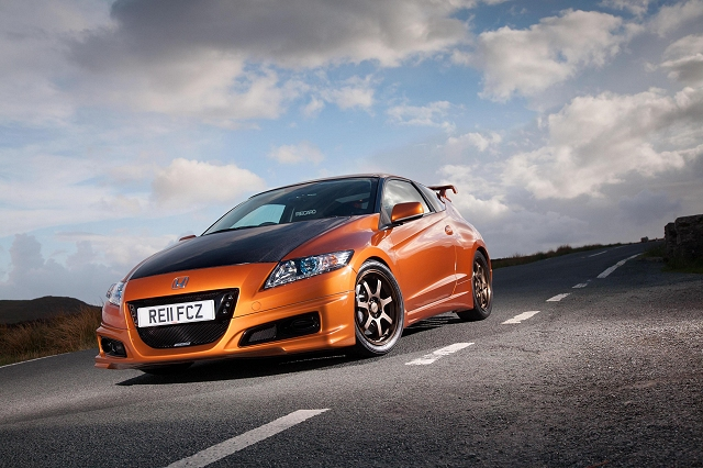 Car News | Mugen-powered Honda CR-Z in detail | CompleteCar.ie