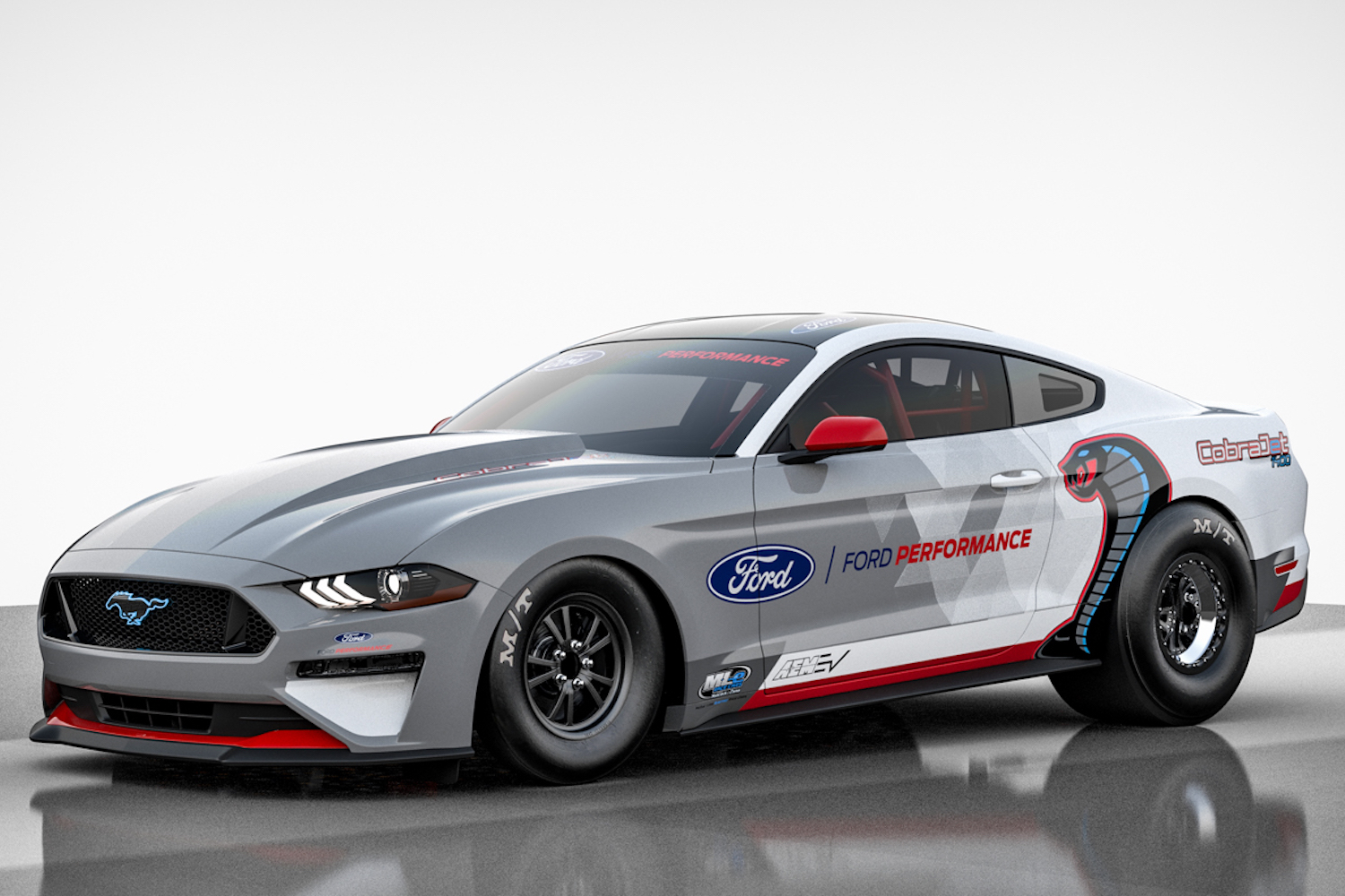 Car News | Ford creates wild 1,400hp electric Mustang | CompleteCar.ie