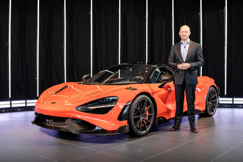 Car News | McLaren promises to 'win weight race' | CompleteCar.ie