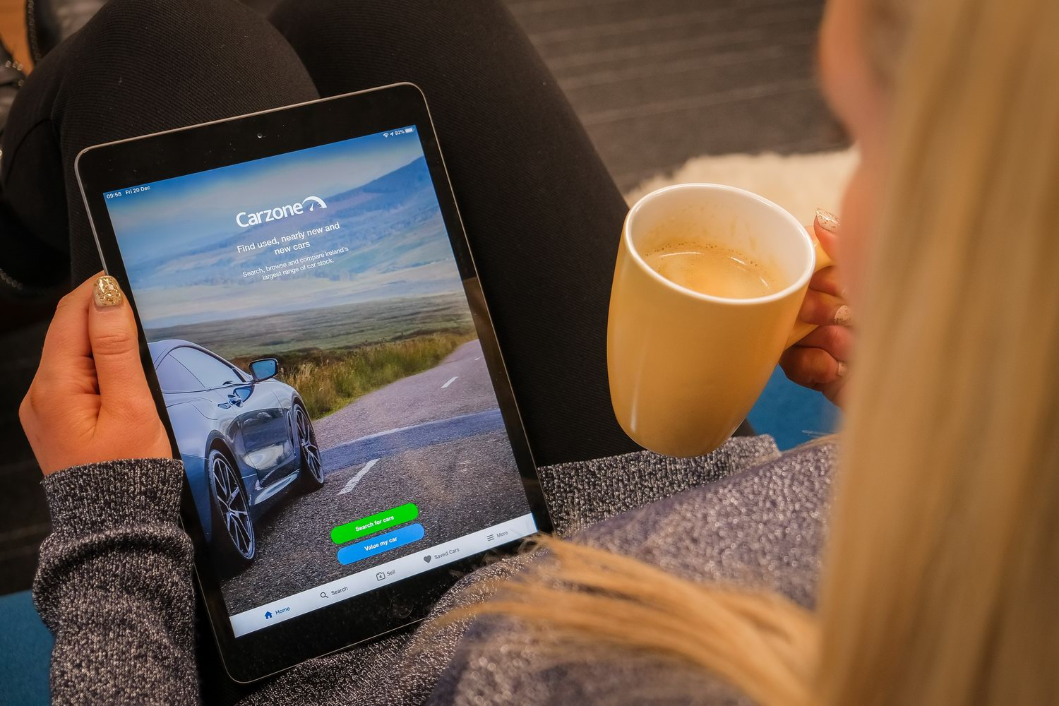 Car News | Carzone claims buyers still want cars | CompleteCar.ie