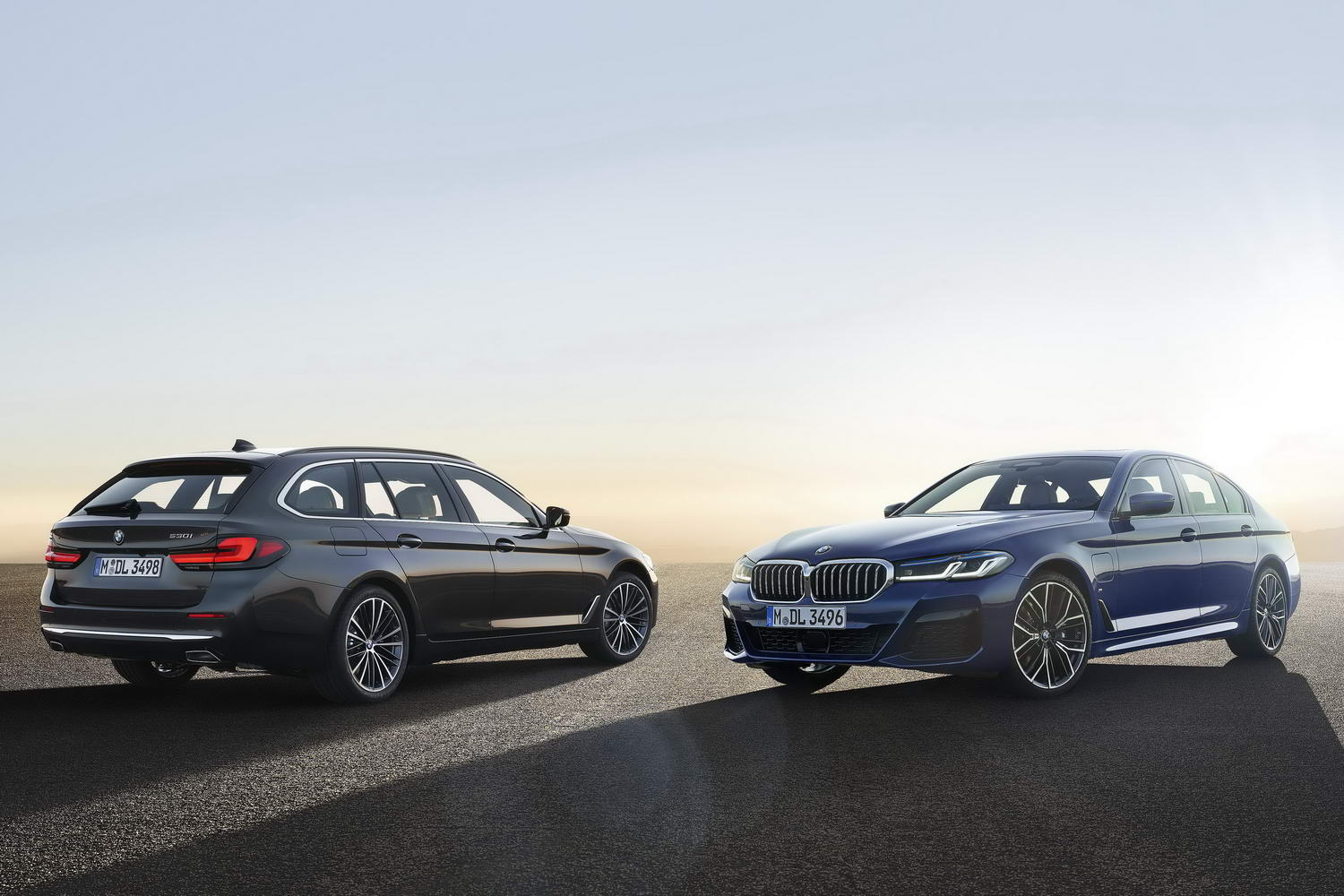 Car News   BMW updates 5 Series for 2021   CompleteCar.ie