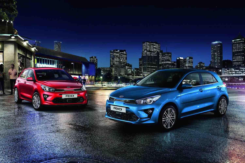 Car News | Kia Rio gets a refresh | CompleteCar.ie