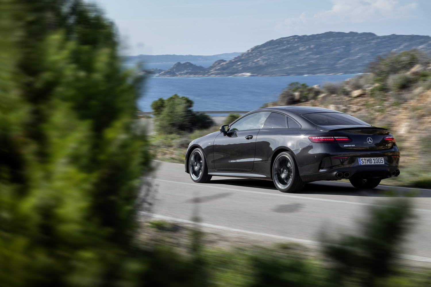 Car News   2021 Mercedes-AMG E 53 4Matic+ Coupe gallery   CompleteCar.ie