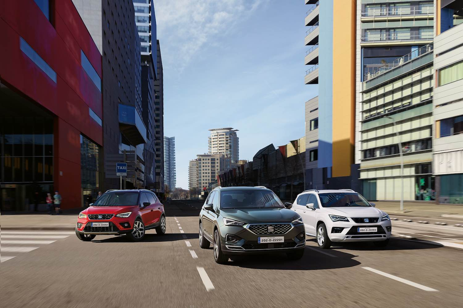 Car News | SEAT highlights special offers for 202 plate | CompleteCar.ie