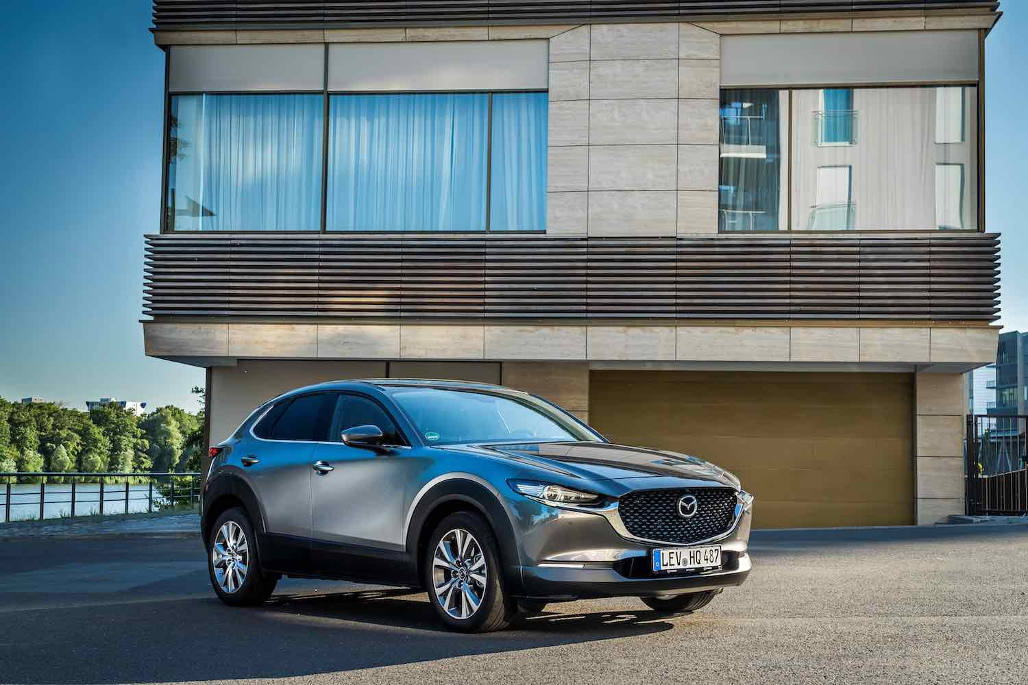 Car News | Mazda to offer test drives at home | CompleteCar.ie