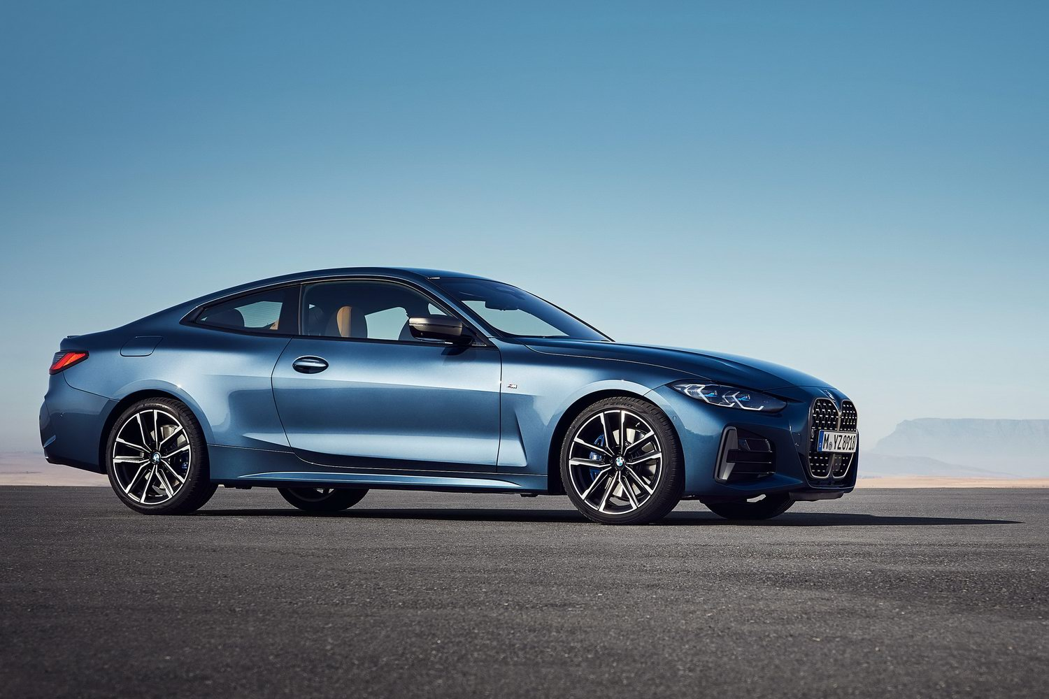 Car News | Daring new BMW 4 Series Coupe outed | CompleteCar.ie