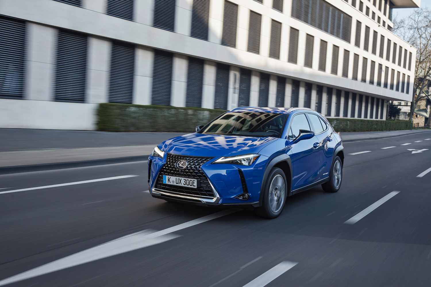 Car News | Electric Lexus UX 300e to arrive in 2021 | CompleteCar.ie