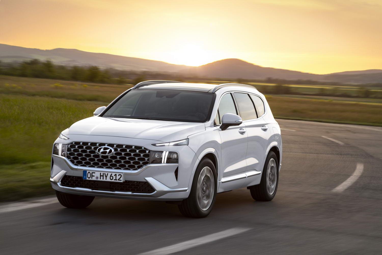 Car News | Hyundai shows dramatic new Santa Fe in full | CompleteCar.ie