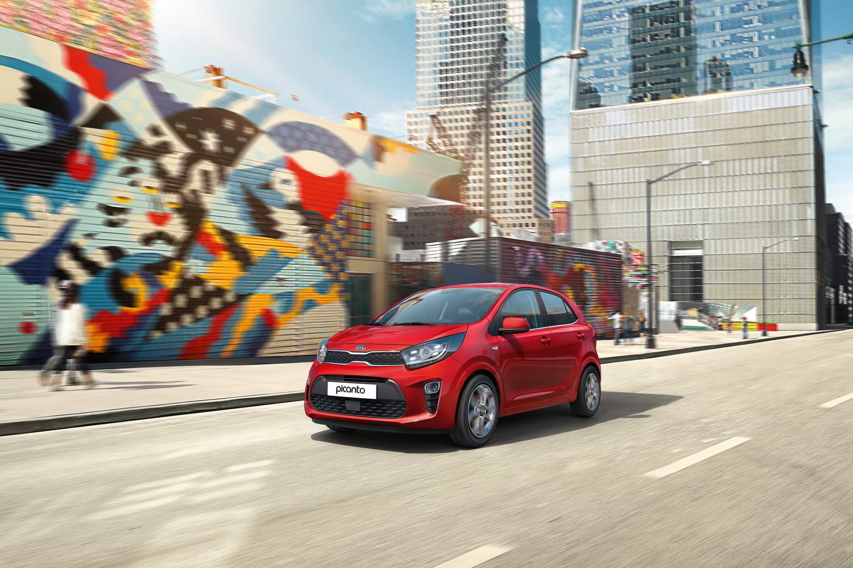 Car News | Kia updates Picanto | CompleteCar.ie