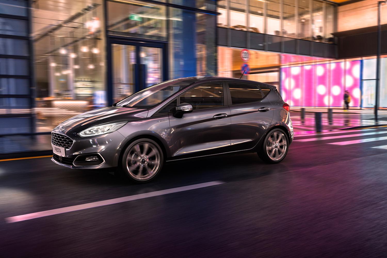 Car News | Ford Fiesta EcoBoost Hybrid model | CompleteCar.ie
