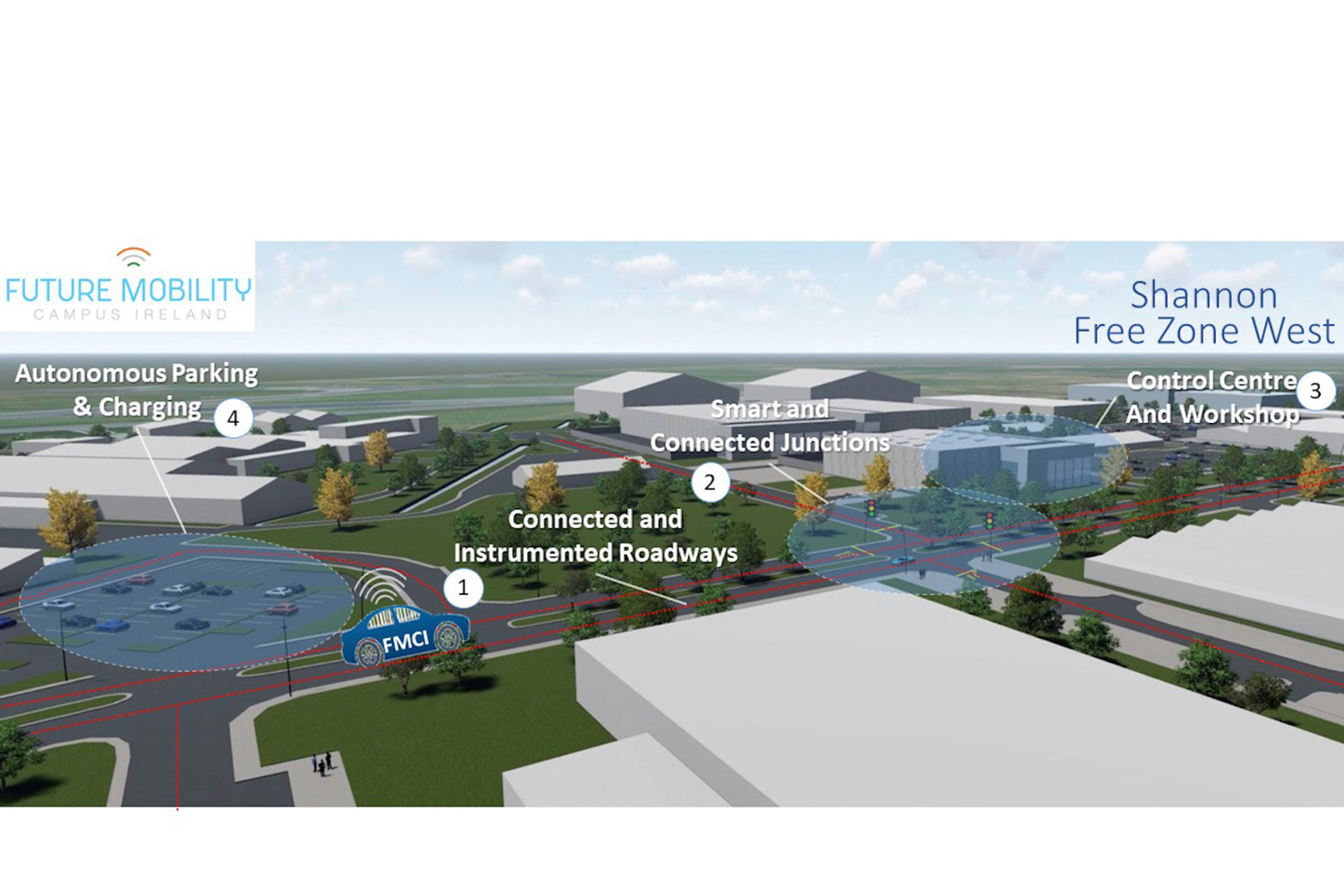 Car News | Future Mobility Campus Ireland in Shannon | CompleteCar.ie
