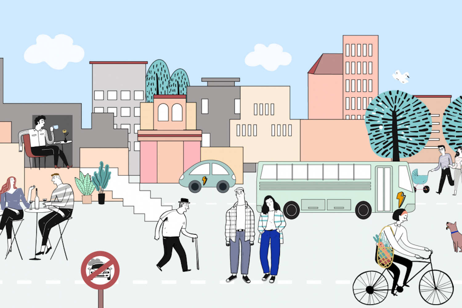 Car News | City dwellers support 'profound changes' in transport | CompleteCar.ie