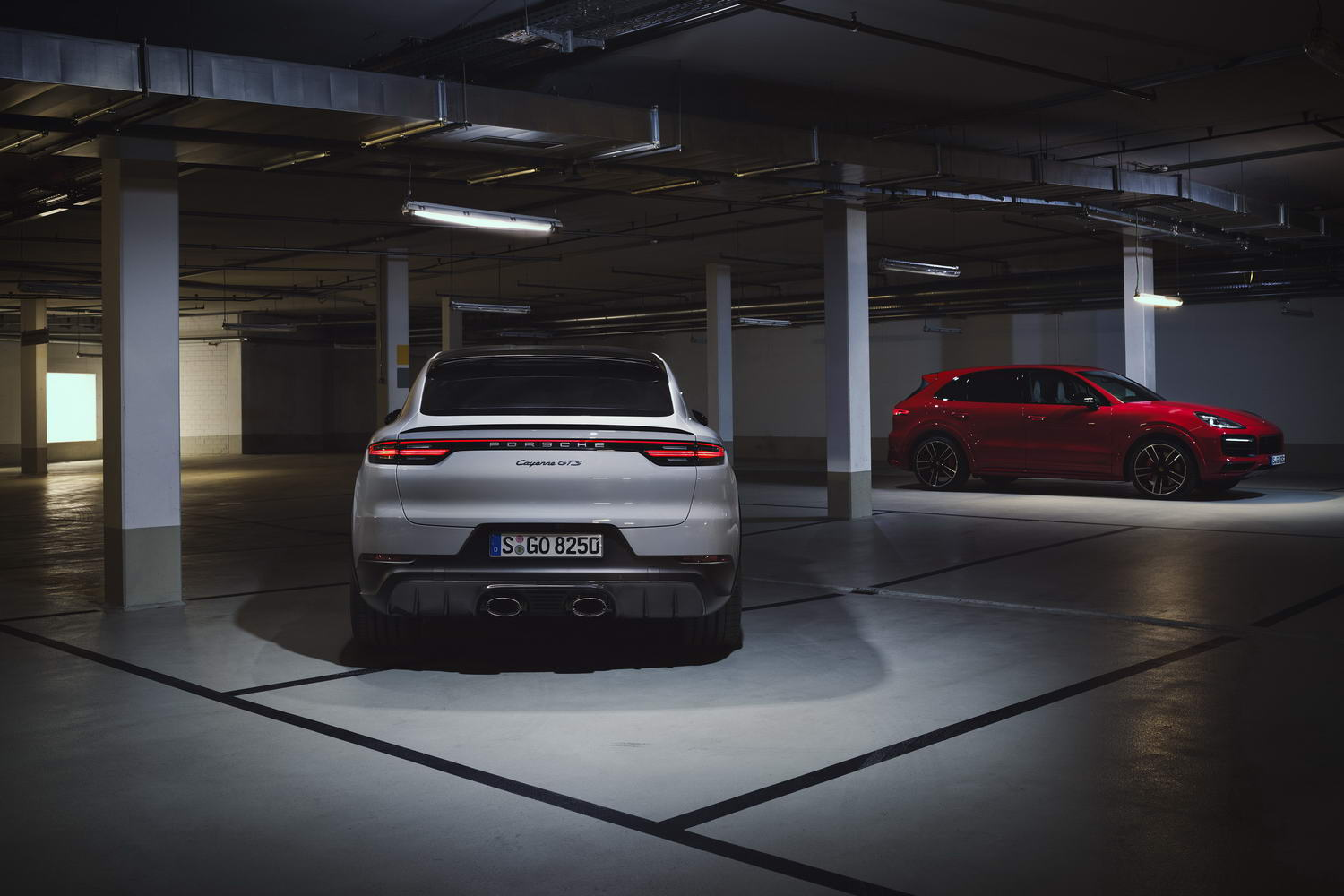 Car News | New Porsche Cayenne GTS is a V8 coupe | CompleteCar.ie