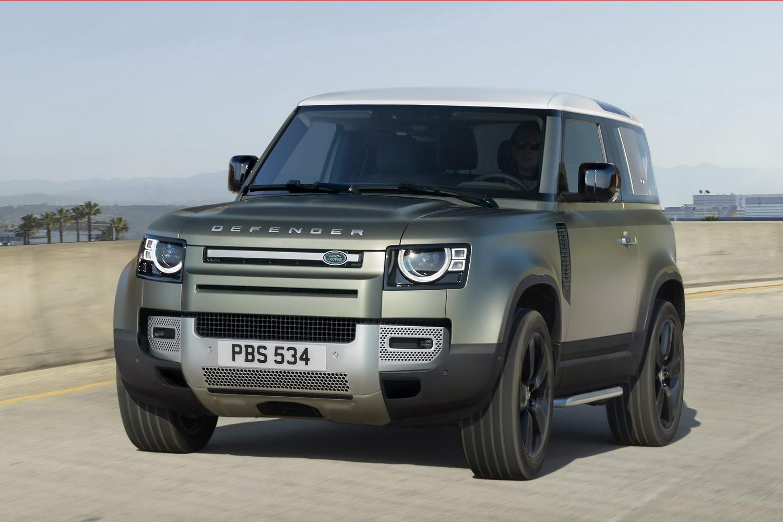 Car News | Land Rover Defender arrives in Ireland | CompleteCar.ie