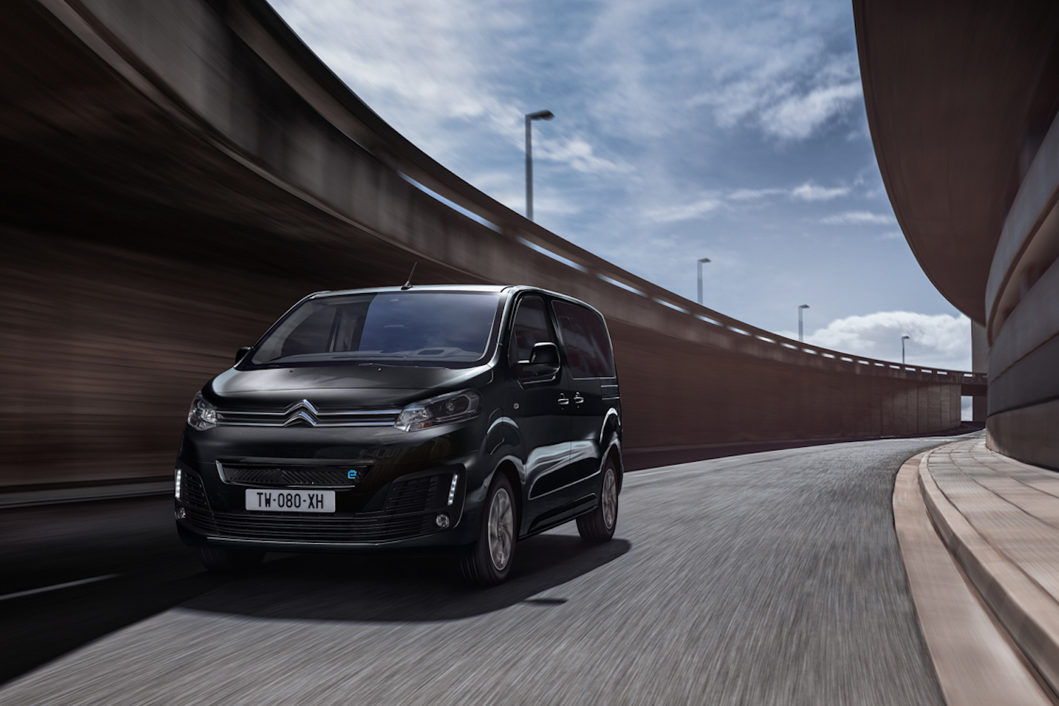 Car News | Citroen launches electric e-SpaceTourer | CompleteCar.ie