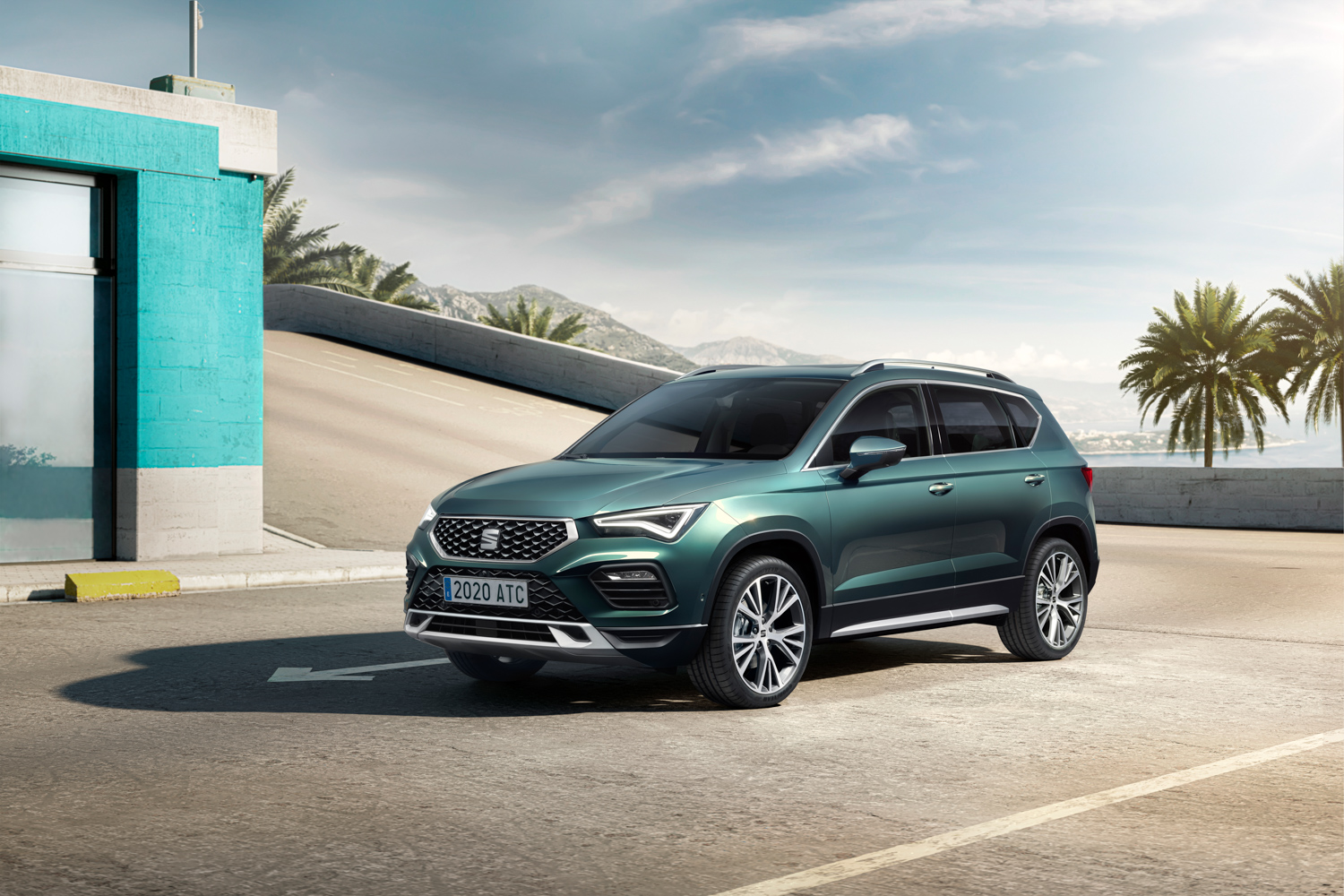 Car News | SEAT updates the Ateca SUV | CompleteCar.ie