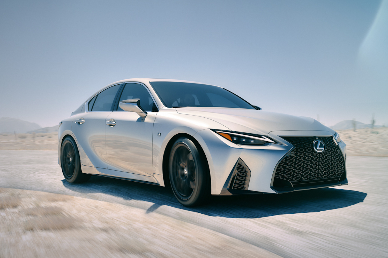 Car News | New Lexus IS gains more dramatic front-end | CompleteCar.ie