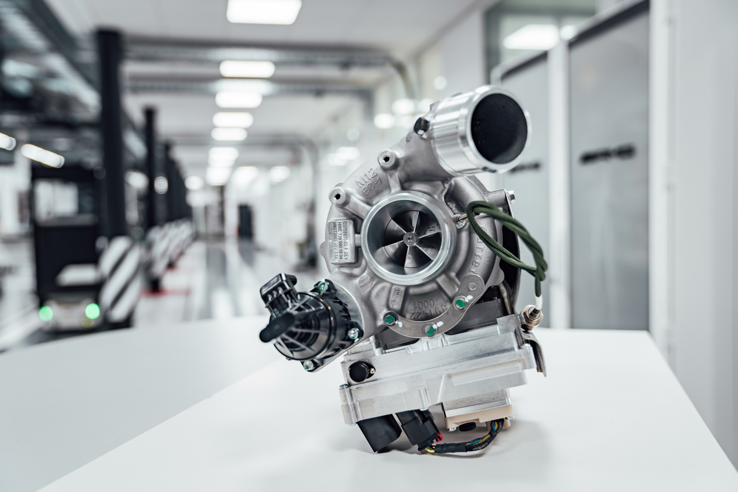 Car News   Mercedes-AMG working on new electric turbos   CompleteCar.ie