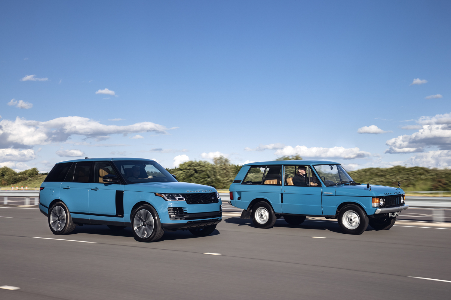 Car News | Land Rover 50th anniversary Range Rover | CompleteCar.ie