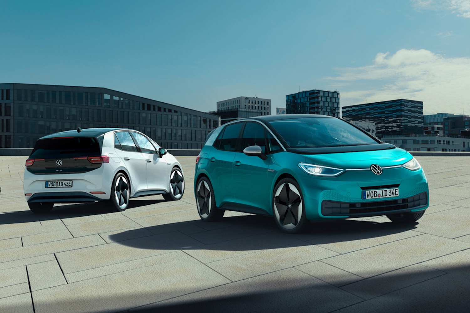 Car News | Volkswagen ID.3 starts from €33,625 | CompleteCar.ie