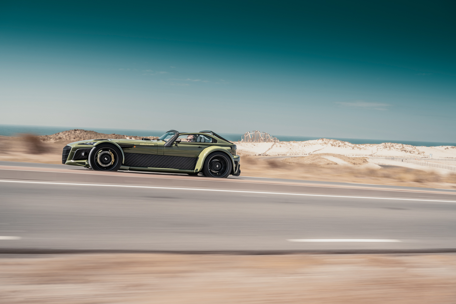 Car News   Donkervoort celebrates with '2G' sports car   CompleteCar.ie