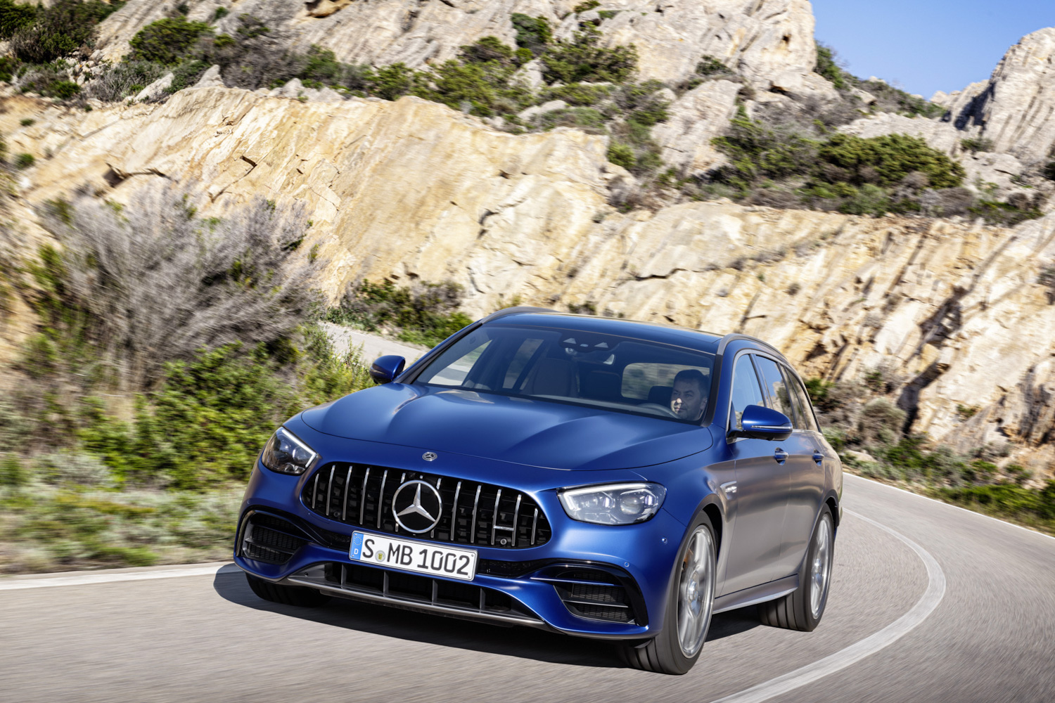 Car News   Mercedes launches the new 'hammer' E63 AMG   CompleteCar.ie