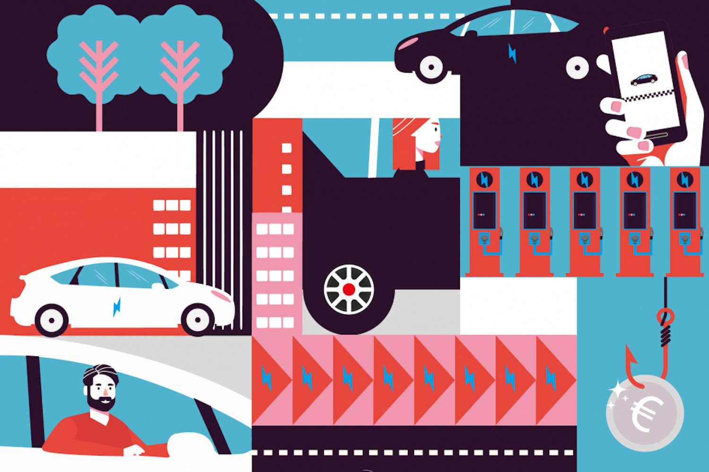 Car News   EV taxis now cheaper to run than diesels, says T&E   CompleteCar.ie