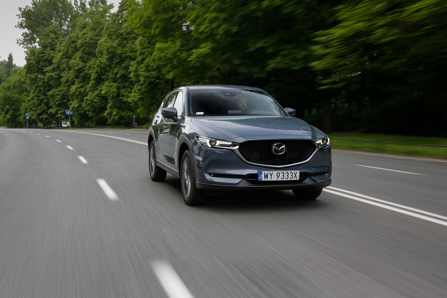 Car News | Mazda updates CX-5 for 2020 | CompleteCar.ie