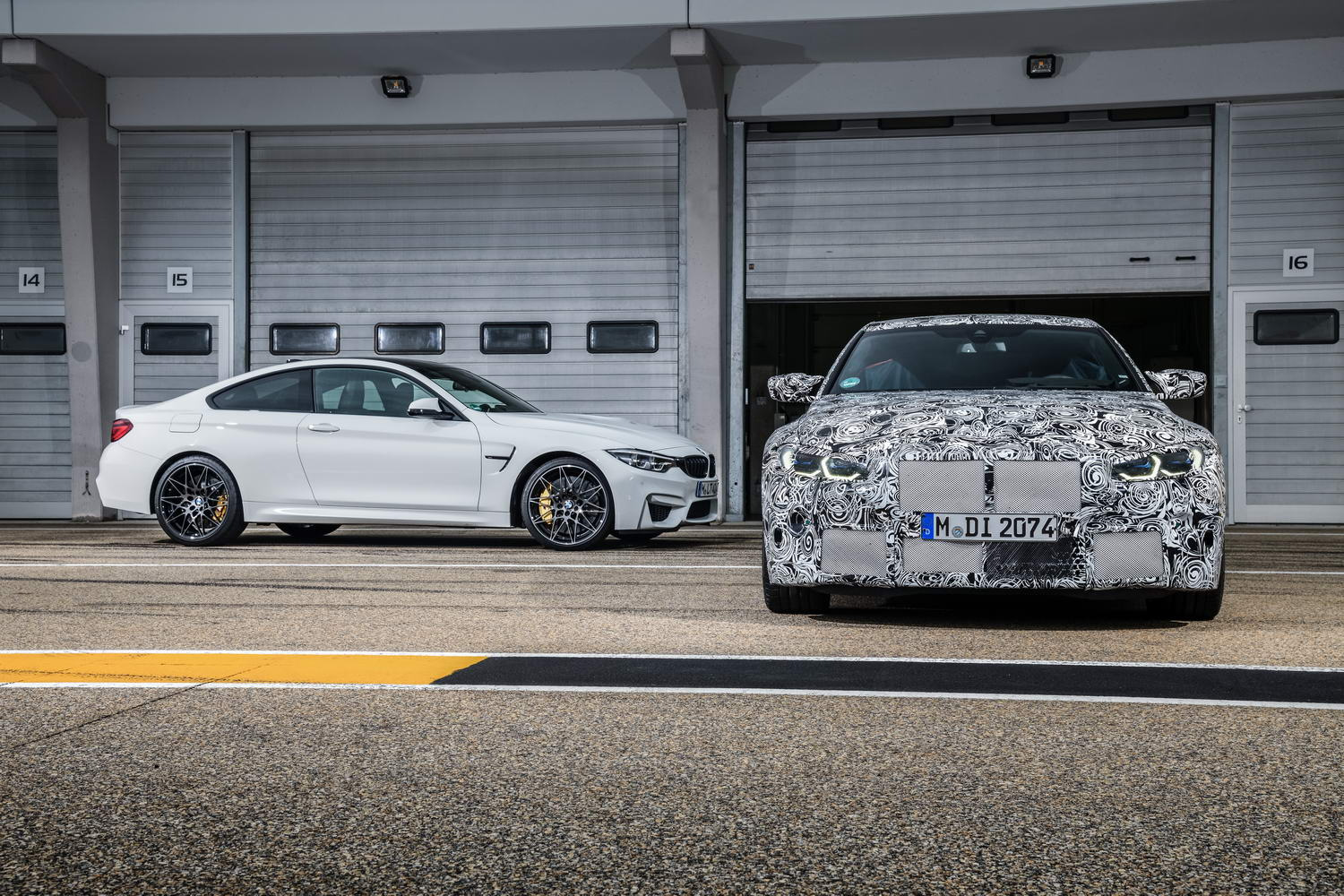 Car News | BMW previews 2021 M3 and M4 | CompleteCar.ie