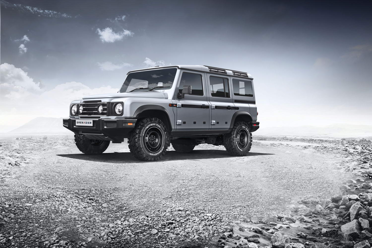 Car News | Ineos reveals rugged Defender rival | CompleteCar.ie