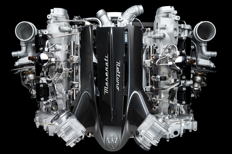 Car News | Maserati Nettuno engine has F1 tech | CompleteCar.ie