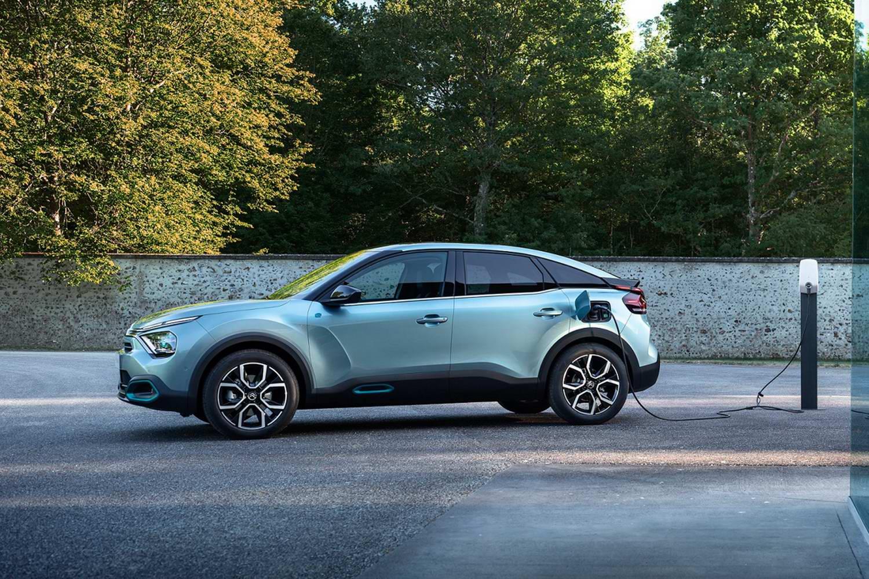 Car News | All-new electric Citroen C4 | CompleteCar.ie