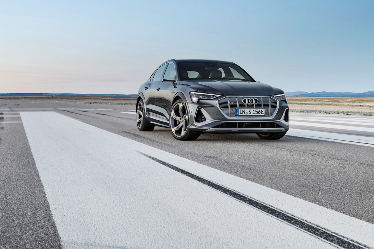 Car News | Audi adds more power for e-tron S models | CompleteCar.ie