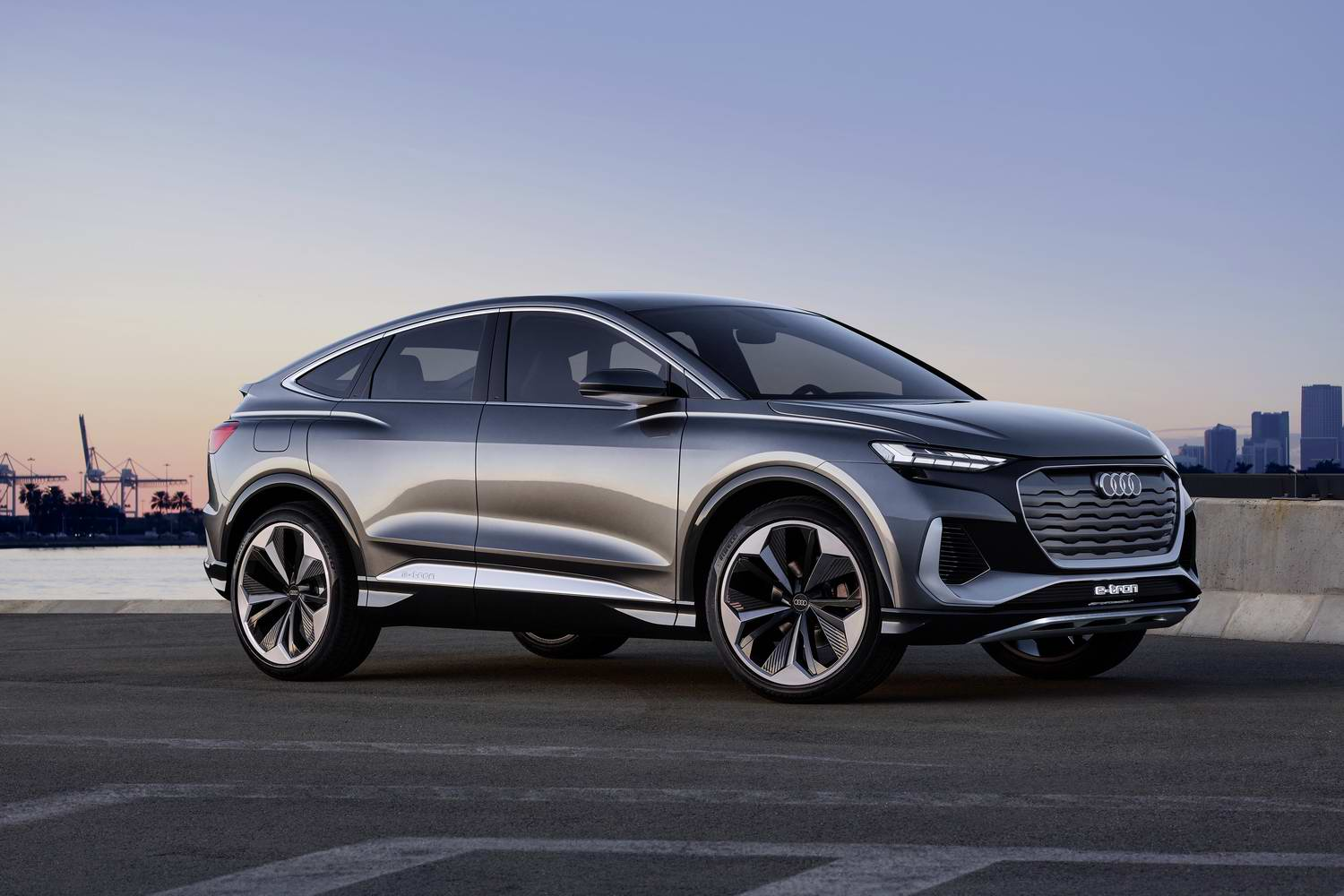 Car News | Audi Q4 e-tron to sire Sportback variant | CompleteCar.ie