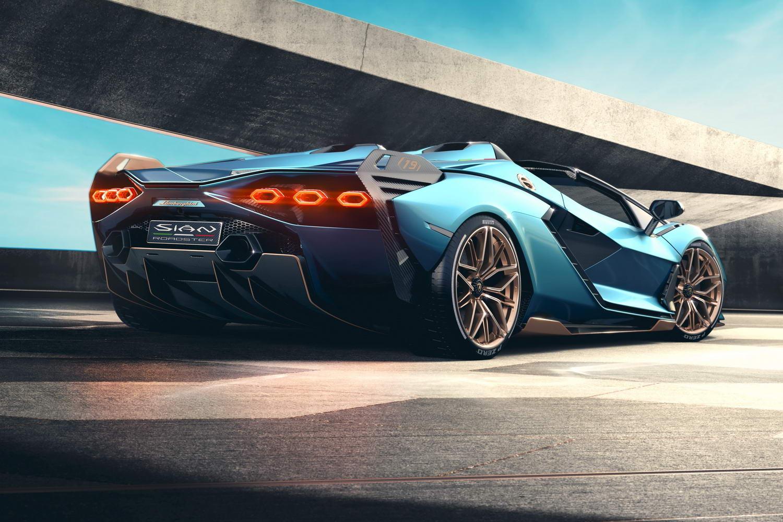 Car News | Lamborghini Sian hybrid convertible revealed | CompleteCar.ie