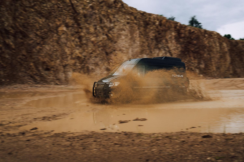 Car News | Torsus Terrastorm is the ultimate in rugged vans | CompleteCar.ie
