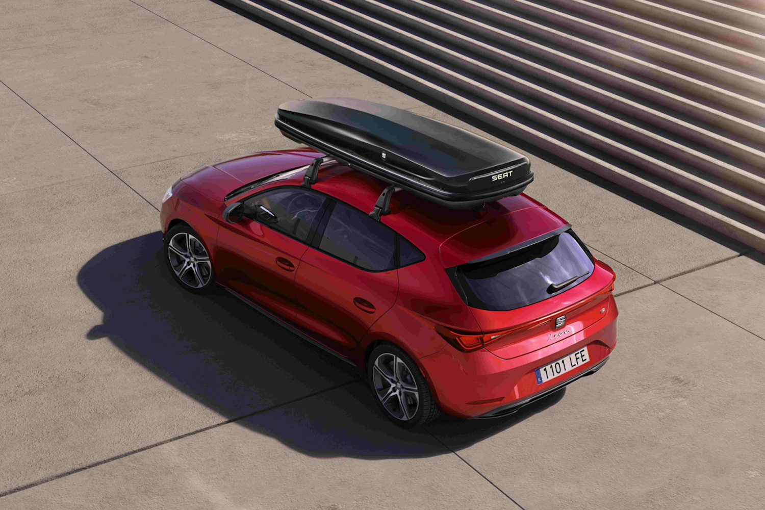 Car News | SEAT provides rental roof-boxes for staycationers | CompleteCar.ie
