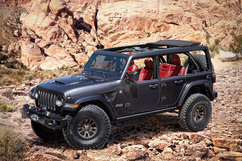 Car News | Jeep Wrangler Rubicon 392 Concept | CompleteCar.ie