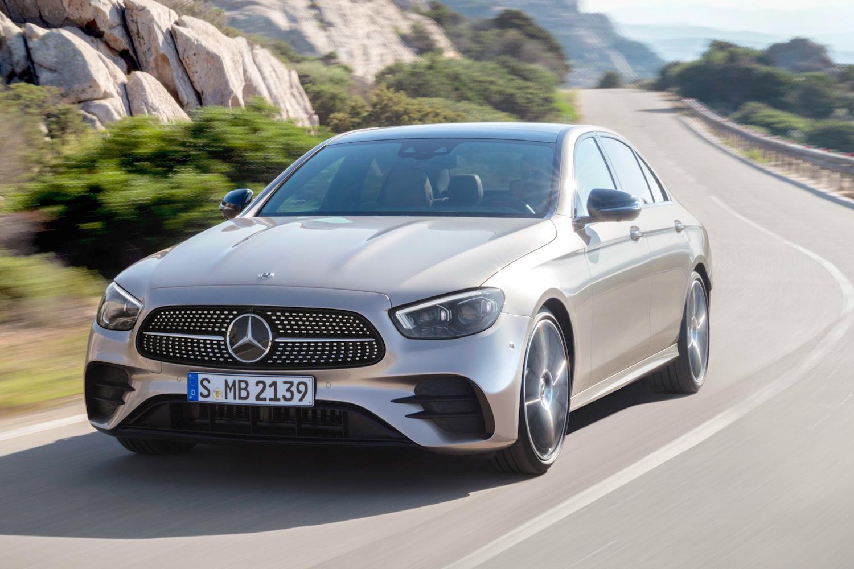 Car News | Hybrid highlights for new Mercedes E-Class | CompleteCar.ie
